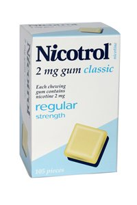 Nicotrol 2mg x 1 pack