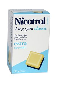Nicotrol 4mg x 1 pack